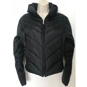 Guess Black Puffy Jacket